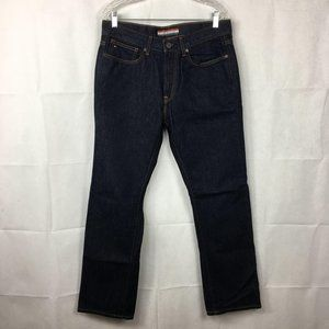 Tommy Hilfiger Relaxed Jeans Dark Blue Sz 32 New